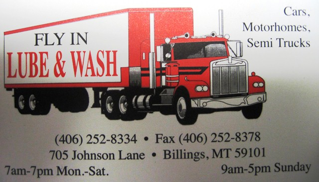 Fly in lube car and truck wash lockwood montana news sports 705 johnson lane billings mt 59101 solutioingenieria Images