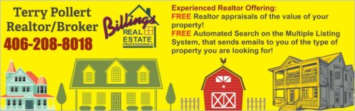 Terry Pollert Real Estate Agent and Realtor/Broker