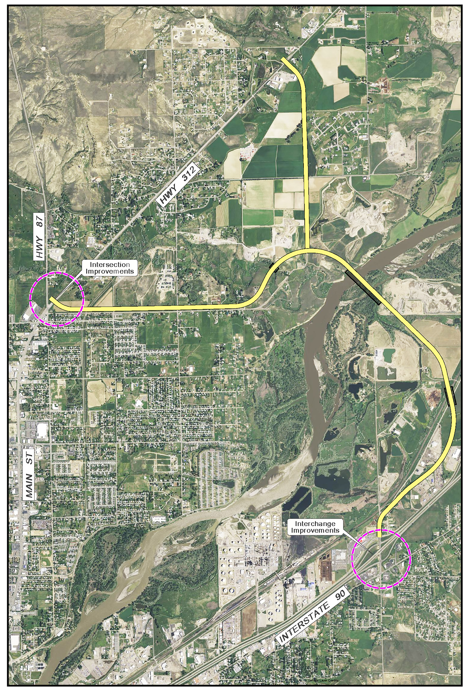 Billings Bypass becoming a reality for Lockwood Lockwood