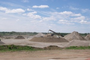 Johnson Lane Materials - Sand and Gravel Pit