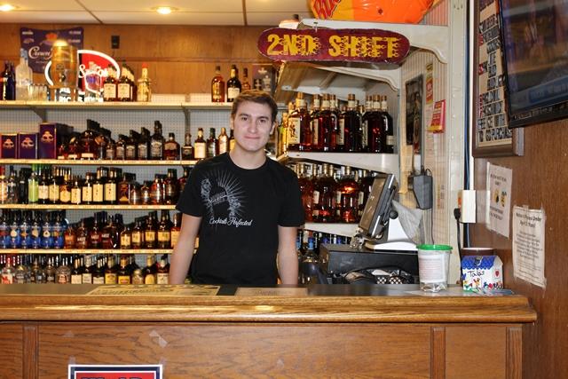 The Shift Bar