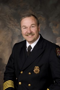 Chief John Staley - Lockwood Fire